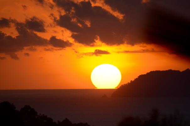 Finca La Estrella Sunset